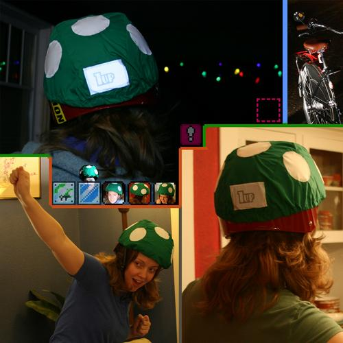 1-Up helmet cover