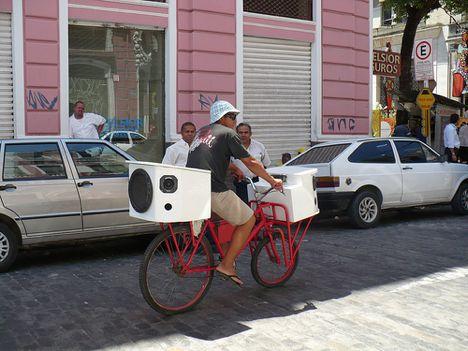 Boombox bike